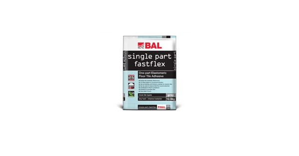 Bal Single Part Fast Flex Adhesive 12.5Kg