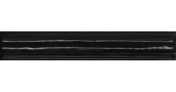 Moldura Belvedere Black 5 x 30