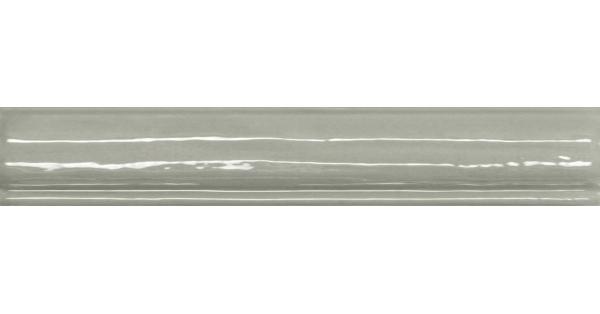 Moldura Belvedere Whisper Sage 5 x 30