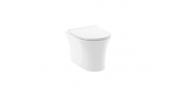 Calla Wall Hung Pan & Soft Close Seat