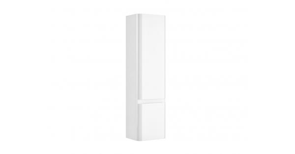 Casi 2 Door Wall Hung Storage Unit White – RH Hinge