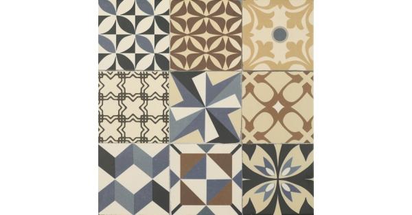 Gaudi Multi Floor Tile 45 x 45