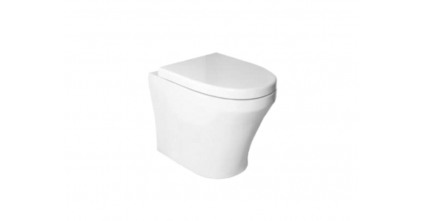 Kai BTW Toilet Pan & Soft Close Seat