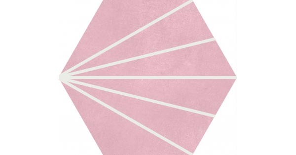 Lilypad Sunny Rose Quartz 23 x 26