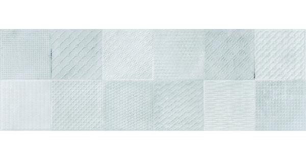 Madox Square Blanco 30 x 90