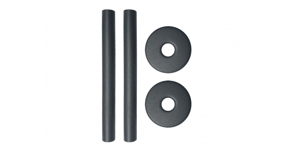 Pipe Cover & Collar Kits Anthracite