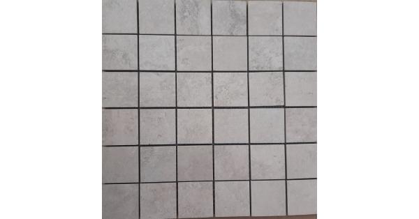 Bowland White Mosaic 30 x 30
