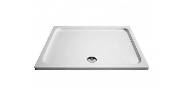 Slimline Rectangle Shower Trays