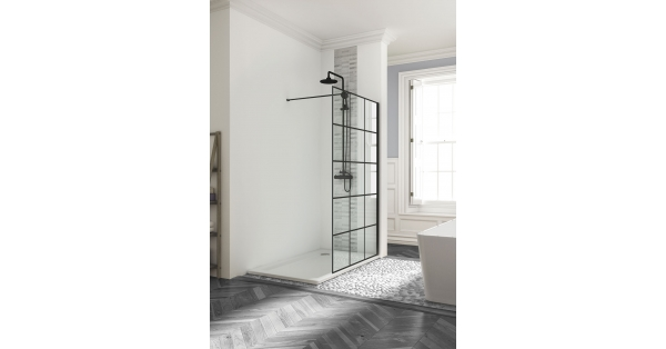 WR8 - BE Framed Effect Wetroom Panels