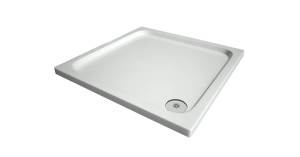 Slimline Square Shower Trays