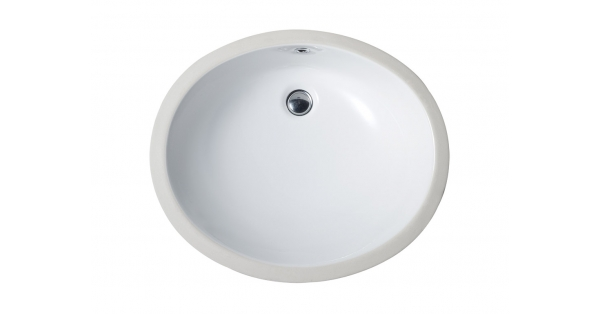 Oval Under Counter Basin