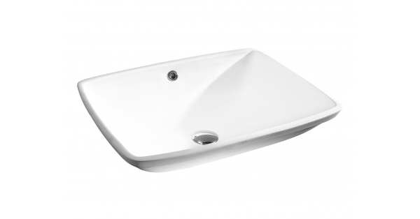 Rectangular Under Counter Basin