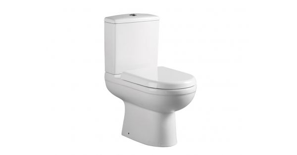 Refine OB Toilet Pan, Cistern & Soft Close Seat