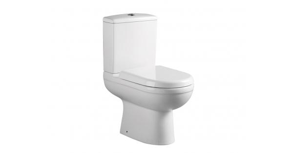 Refine OB Toilet Pan, Cistern & Soft Close Seat