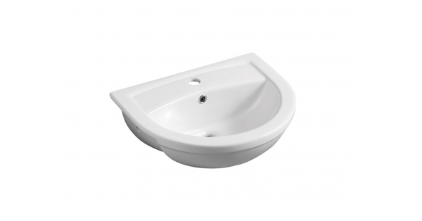 Refine 520mm Semi Recessed Basin