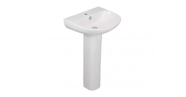 RT 500mm Basin & Pedestal