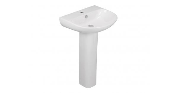 RT 550mm Basin & Pedestal