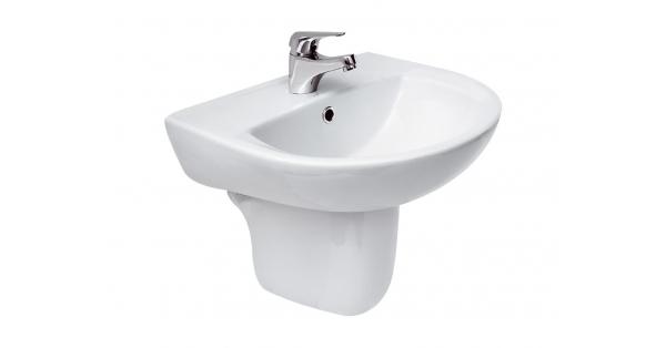 Arteca 500mm Basin & Pedestal