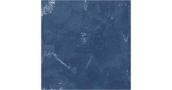 Souk Blue 13 x 13