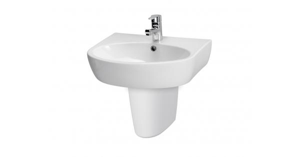 Urban Harmony 550mm Basin & Pedestal