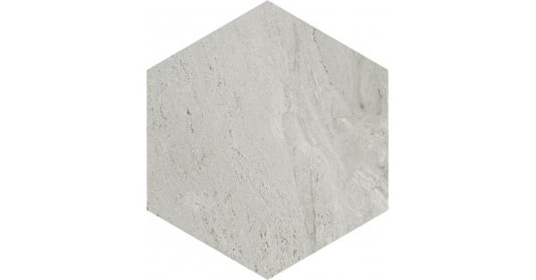 Hexagon Verona Grey 13.9 x 16