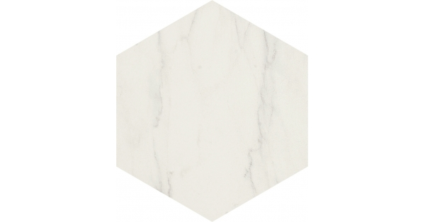 Hexagon Verona White 13.9 x 16