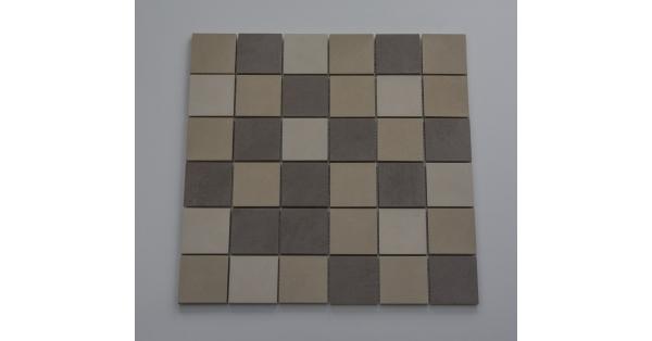 Warm Mix Mosaic 30 x 30