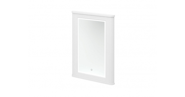 Westminster 600mm LED Mirror White