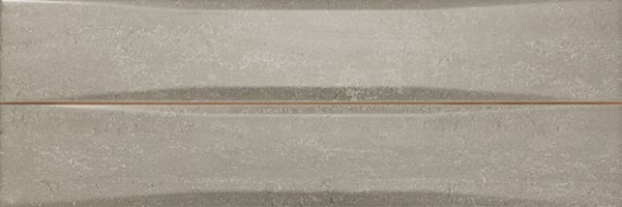 Regent Incision Block Gris Wall Tile 20x60