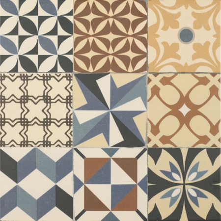 Gaudi Multi Floor Tile 45x45cm