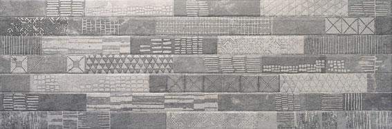 Akron Grafito Wall Tile 28x85cm