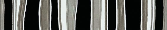Listelo Mark Black 5x25cm