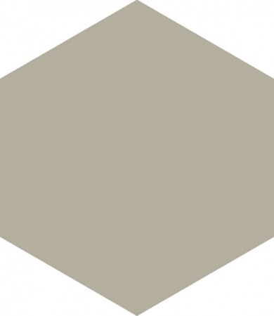 Hexagon Grey Floor Tile 17.5x20.2