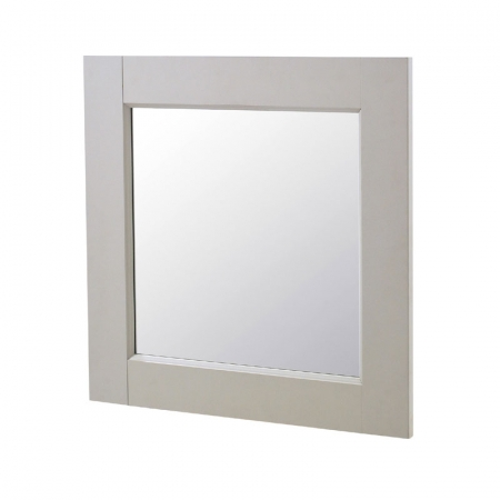 Stone Grey 600mm Mirror