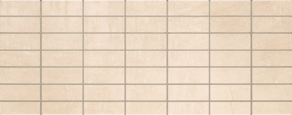5th Avenue Incision Crema Wall Tile 20x60
