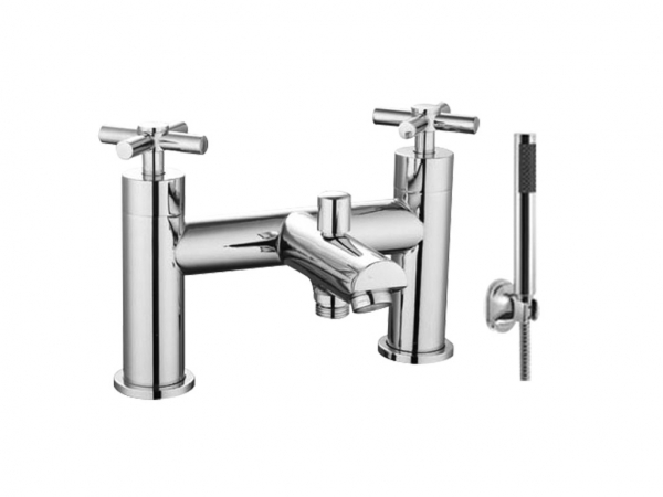 Adva Bath Shower Mixer c/w Kit