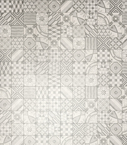 Block Decor Grey 15x15cm