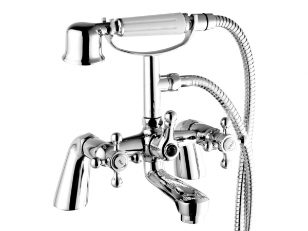 Chester Bath Shower Mixer c/w Kit