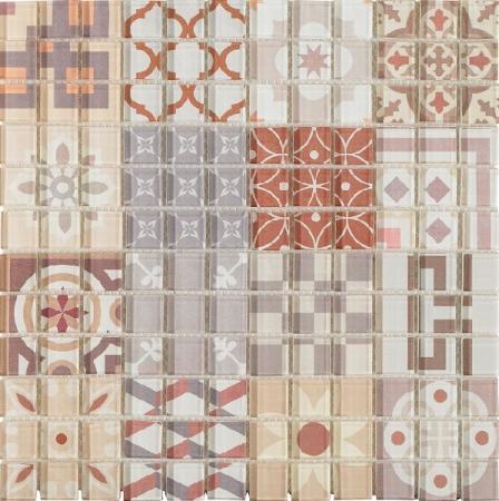 Classic Mosaic Wall Tile 30x30