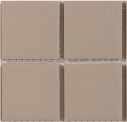 Cream Non-Slip Mosaic Tile