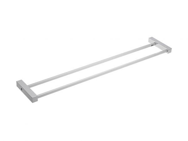 Cuba 60cm Double Towel Rail