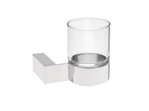 Escape Wall Mounted Glass Holder