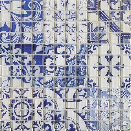 Faenza Mosaic Wall Tile 30x30