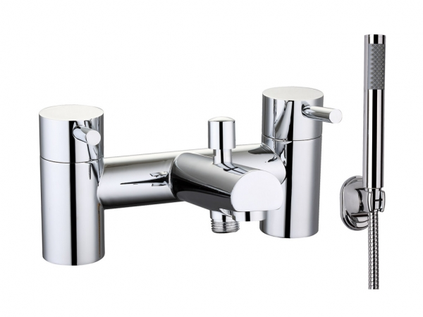 Form Bath Shower Mixer c/w Kit