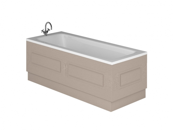 Greenwich 2 Piece Adjustable bath Panels (3 Colours)
