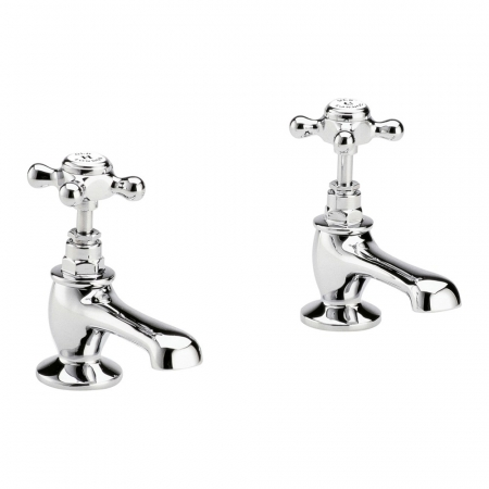 Edwardian Basin Taps & Bath Taps