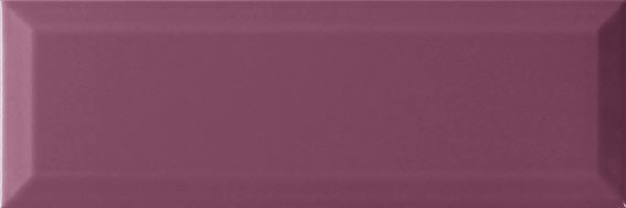 Loft Purple Wall Tile 10x30cm