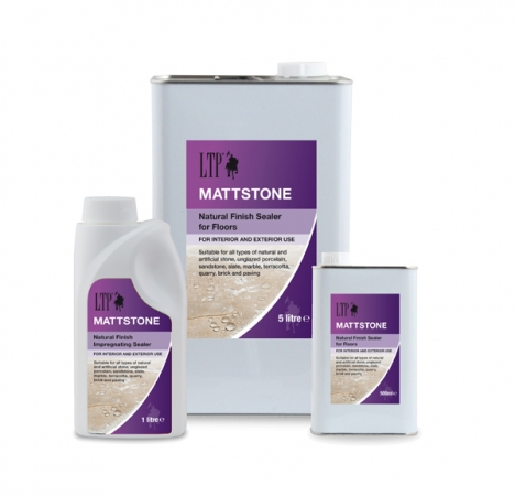 LTP Mattstone Natural Finish Impregnating Sealer 1 Litre