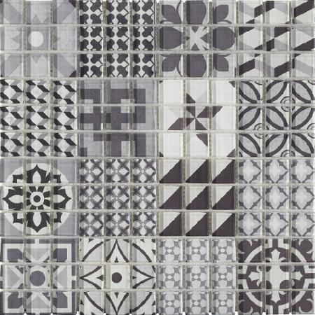 Minimal Mosaic Wall Tile 30x30