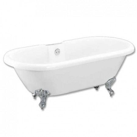 Traditional Dual Bath